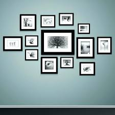 attractive large collage picture frames for wall