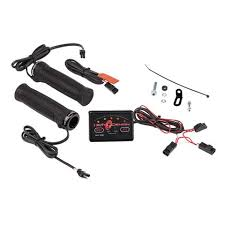 atv heated grip kit with high low switch heat demon heated grip wiring diagram atv heated grip kit with dual zone controller