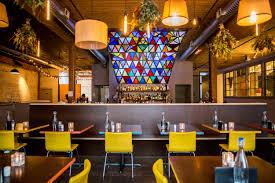 Eater Awards 2017 Design of the Year winner, Pintxo in Belltown. When  Pintxo, Belltown's Spanish tapas restaurant ...