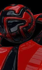 Iphone 11 Wallpaper Black And Red ...