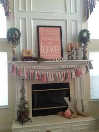 fireplace mantle decorations romantic themed bridal shower decor mantel decorating ideas for wedding