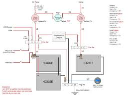 basic battery wiring diagrams 24 volt battery wiring diagram at 12 Volt Battery Bank Wiring Diagram