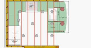 ... Help On Placement And Number Of Cree Recessed Lights In Kitchen  Incredible Lighting Layout ...