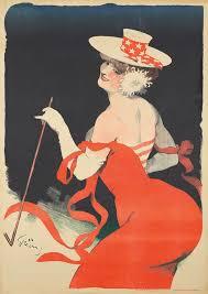 J.A. Gruen Concert Europ en Veux tu Grimper 1898 Poster Sex.