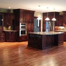 Cherry kitchen cabinets Luxury Cherry Kitchen Cabinets With Gray Wall And Quartz Countertops Ideas Pinterest 530 Best Cherry Kitchen Cabinets Images Diy Ideas For Home Cob