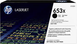 <b>Тонер</b>-<b>картридж HP 653X</b> (<b>CF320X</b>), черный, для лазерного ...
