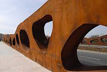 Cor ten steel Roofing Usesedit External Works Weathering Steel Wikipedia