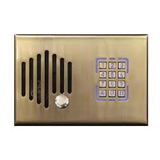 front door intercomFront Door Intercom  DS3 Series  Channel Vision Technology