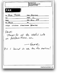 How To Send A Fax Cover Letter - April.onthemarch.co