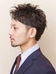 出来る男の格上ビジネスショートメンズ髪型 Lipps 原宿mens