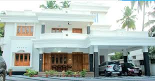3873 square feet double floor contemporary home design