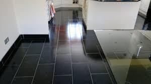 black slate Tile Doctor Hampshire