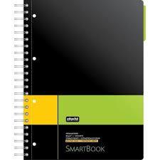 """<b>Бизнес</b>-<b>тетрадь</b> """"<b>Smartbook</b>"""" А4, 120 листов, в клетку, желто ..."""
