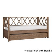 Monica X-Back Wood Daybed by iNSPIRE Q Bold - Free Shipping Today -  Overstock.com - 25522169