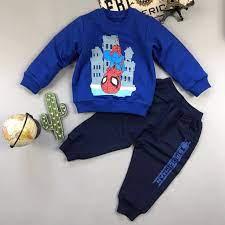Đồ bộ bé trai nỉ da cá họa tiết siêu nhân màu xanh (1-7 tuổi) | Quần áo, Thời  trang, Họa tiết