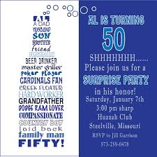 40th birthday party invites free templates recent awesome free template funny 50th birthday party invitation wording