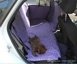 hot waterproof car seat cover for pets dog seat cover diffe colors supply car travel accessories car seat cover with 44 69 piece on