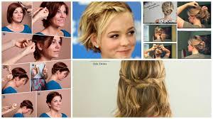 10 Peinados Para Pelo Corto F Ciles Y Preciosos Soy Moda