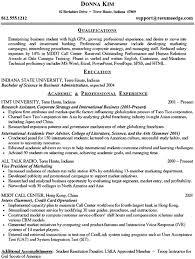 sample resume for investment banking sample entry level resume investment banking