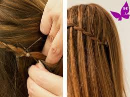 Hairstyle Vodopád Jak Postupovat Krok Za Krokem Med Advice