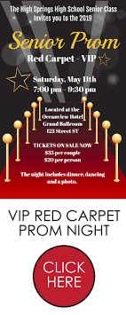 Prom Night Ticket Design Printable Hollywood Red Carpet Vip Prom Flyer Poster