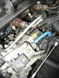 photo guide to changing 1 9td glow plugs vw t4 forum vw t5 forum the second glow plug m5 nut also needs the 8mm of the ratchet wrench