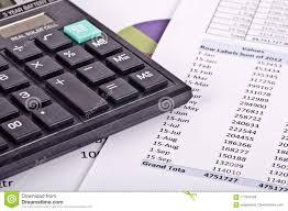 Informe Financiero Herramientas Financieras Calculadora Sobre Un Informe Financiero