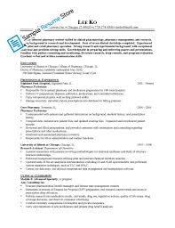 how should a pharmacy technician resume look resume builder how should a pharmacy technician resume look pharmacy technician headquarters hq sample resume for pharmacy technician
