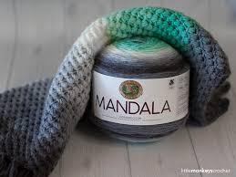 Lion Brand Mandala Yarn Patterns Extraordinary Spring Bean Cowl Crochet Pattern Little Monkeys Crochet