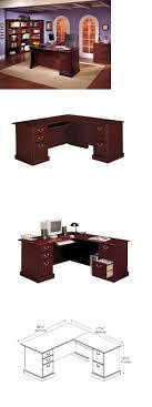 buy shape home office. Office Furniture: Executive Desk L Shape Computer Corner Home Workstation Funiture New - Buy B