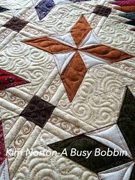 20 best Hobbs Cotton/Wool Blend images on Pinterest | Definitions ... & JoAnn Gemmill's Pinwheel closeup. Quilting by Kim Norton using Tuscany Cotton  Wool Blend batting. Adamdwight.com