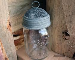 Decorative Canning Jars Mason Jar Screen Dome Terrarium Lid For Regular Mouth Mason Jars 63