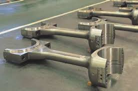 crosshead lubrication con rods modern rta note oil supply grooves in bearing housing