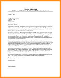 System Analyst Cover Letter 12 13 Cover Letter Examples For Data Analyst