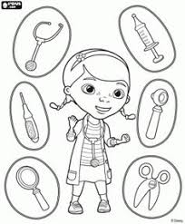 7 Gambar Doc Mcstuffins Coloring Pages Terbaik Colouring Pages For