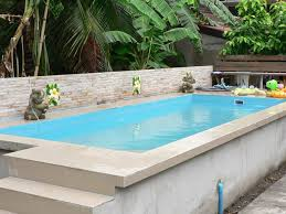 Best Above Ground Fiberglass Pools Ideas On Pinterest