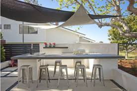 Beautiful Image Of: Outdoor Kitchens Designs Trend Pictures Gallery