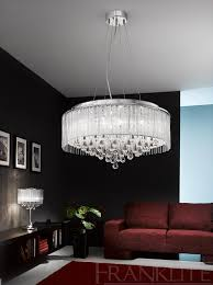 spirit large ceiling light pendant franklite lighting