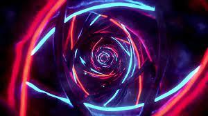 Neon Tunnel Live Wallpaper - WallpaperWaifu