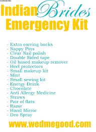 bridal makeup kit items list makeup vidalondon bridal emergency kit