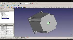 How To Design A Motor How To Design A Stepper Motor In Freecad