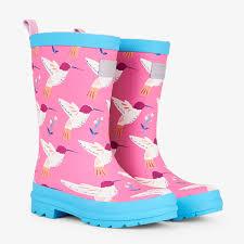 Hatley Raincoat Size Chart Hatley Graceful Hummingbirds Matte Rain Boots Little Yu Boutique