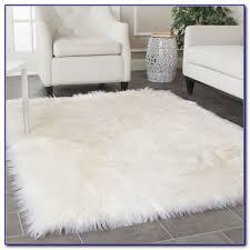 white faux fur rug ikea rugs home design ideas wj9lngrjgd