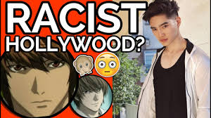 Zac Efron As Light Yagami Edward Zo Refused Death Note Audition For Being Too Asian