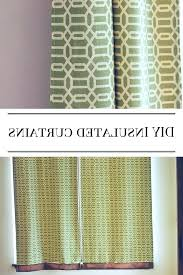 diy insulated curtains photo 5 of 9 insulated curtains 5 insulated curtains learn to sew your