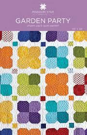 Digital Download - Garden Party Quilt Pattern by MSQC - MSQC ... & Digital Download - Garden Party Quilt Pattern by MSQC Adamdwight.com