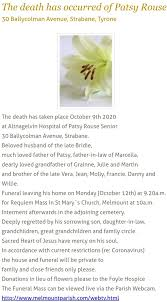 Deepest sympathy is extended to the... - Strabane GAA Memories ...