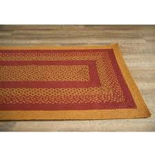 rectangular braided rugs brown braided rug area rug s rectangular braided rugs teal rug 8 x