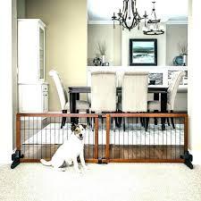 retractable gate for dogs garage door pet gates dog outdoor top reviews