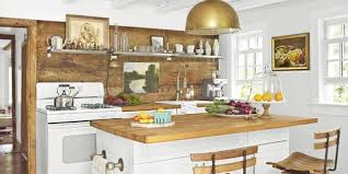 Kitchen island table with storage Two Sided Seating Kitchen Island Ideas Butcher Block Country Living Magazine 55 Best Kitchen Island Ideas Stylish Designs For Kitchen Islands